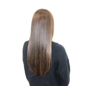 髪質改善モニター
